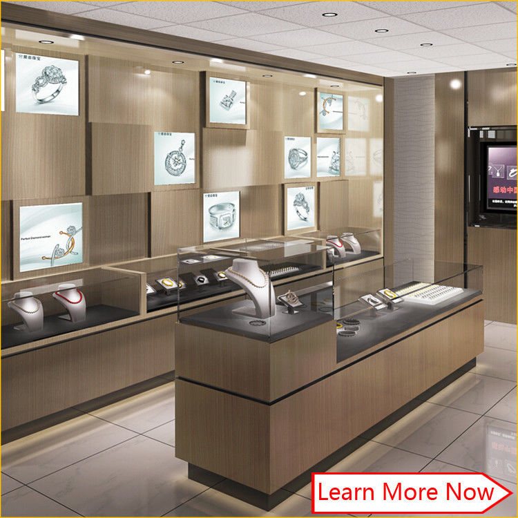 Factory custom design fashion watch display showcase/shop display cabinets/watch display cabinet fornitore